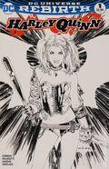 Harley Quinn (2016) 1HOBBYB&W