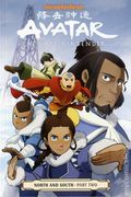 Avatar The Last Airbender North and South GN (2016 Dark Horse) 2-1ST