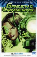 Green Lanterns TPB (2017 DC Universe Rebirth) 1-1ST