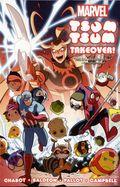 Marvel Tsum Tsum Takeover TPB (2017 Marvel) 1-1ST