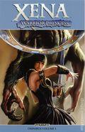 Xena Warrior Princess Omnibus TPB (2017 Dynamite) 1-1ST