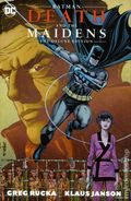 Batman Death and the Maidens HC (2017 DC) The Deluxe Edition 1-1ST
