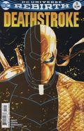 Deathstroke (2016 3rd Series) 11B