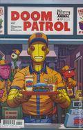 Doom Patrol (2016) 4A