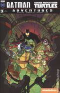 Batman Teenage Mutant Ninja Turtles Adventures (2016 IDW) 3RI