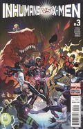 IvX (2016 Marvel) Inhumans vs. X-Men 3A