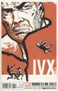IvX (2016 Marvel) Inhumans vs. X-Men 3B
