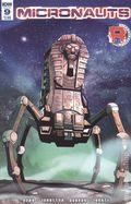 Micronauts (2016 IDW) 9