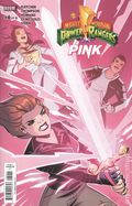 Mighty Morphin Power Rangers Pink (2016) 6A