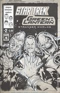 Star Trek Green Lantern (2016 IDW) Volume 2 2B