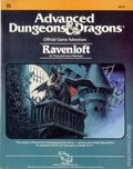 Advanced Dungeons and Dragons Official Game Adventure: Ravenloft (1983 TSR) #16