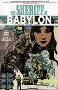 Sheriff of Babylon TPB (2016 DC/Vertigo) 2-1ST