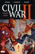Civil War II HC (2017 Marvel) 1-1ST
