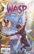 Unstoppable Wasp (2016 Marvel) 2A
