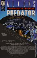 Aliens Predator Deadliest of Species (1993) 1LTESIGNED