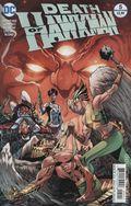 Death of Hawkman (2016 DC) 5