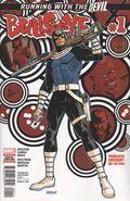 Bullseye (2017 Marvel) 1A