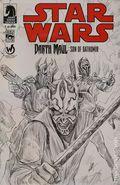 Star Wars Darth Maul Son of Dathomir (2014) 1WIZARDSKETCH