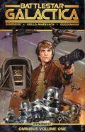 Battlestar Galactica Classic Omnibus TPB (2017 Dynamite) 1-1ST