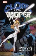 Cloak and Dagger Shadows and Light TPB (2017 Marvel) 1-1ST