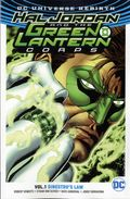 Hal Jordan and the Green Lantern Corps TPB (2017 DC Universe Rebirth) 1-1ST