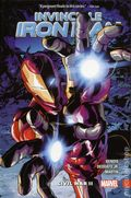 Invincible Iron Man HC (2016 Marvel) By Brian Michael Bendis 3-1ST