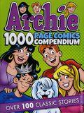 Archie 1000 Page Comics Compendium TPB (2017 Digest) 1-1ST
