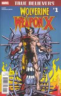 True Believers Wolverine Weapon X (2017) 1
