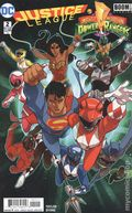 Justice League Power Rangers (2016) 2