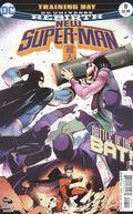 New Super Man (2016) 8A