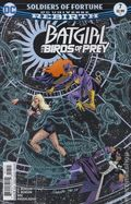 Batgirl and the Birds of Prey (2016) 7A
