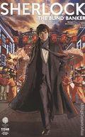 Sherlock Blind Banker (2016) 2A
