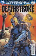 Deathstroke (2016 3rd Series) 12B