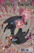 Doctor Strange Punisher Magic Bullets (2016) 3B