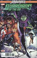 Guardians of the Galaxy (2015 4th Series) 17A