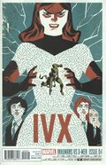 IvX (2016 Marvel) Inhumans vs. X-Men 4B