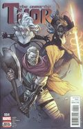 Unworthy Thor (2016 Marvel) 4A
