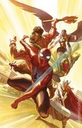 Avengers Poster by Alex Ross (2016 Marvel) ITEM#2