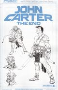John Carter The End (2017 Dynamite) 1L