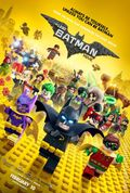 LEGO Batman Movie Poster (2017) ITEM#4
