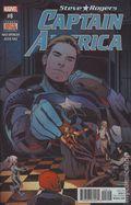 Captain America Steve Rogers (2016) 8C