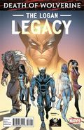 Death of Wolverine Logan Legacy (2014) 1OHIO