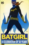 Batgirl A Celebration of 50 Years HC (2017 DC) 1-1ST