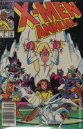 Uncanny X-Men (1963 1st Series) Annual Canadian Price Variant 8
