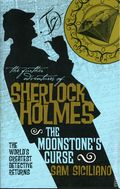 Further Adventures of Sherlock Holmes The Moonstone's Curse SC (2017 A Titan Novel) 1-1ST