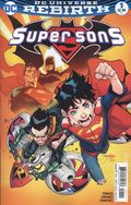 Super Sons (2017 DC) 1A