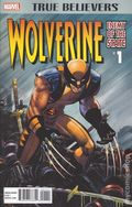True Believers Wolverine Enemy of State (2017) 1