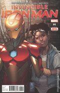 Invincible Iron Man (2016 Marvel) 4A