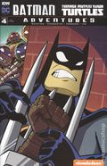 Batman Teenage Mutant Ninja Turtles Adventures (2016 IDW) 4RI