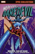 Daredevil Brother, Take My Hand TPB (2017 Marvel) Epic Collection 1-1ST